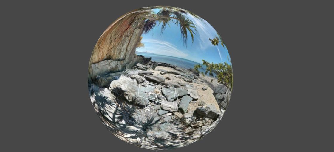 Beach PhotoSphere