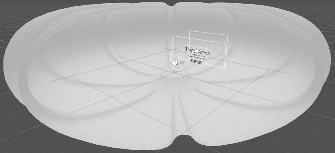 Unity VR Demo Area